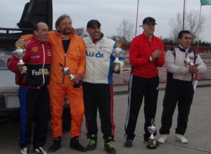 Carlos Alberto Simonetti finalizó séptimo en Zarate
