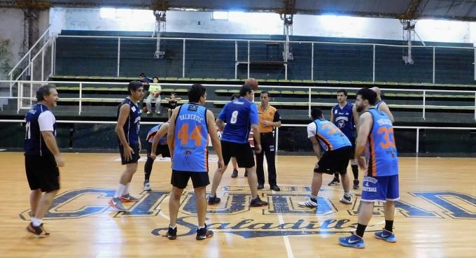 Se juega la tercera y cuarta fecha del Maxibasquet en Saladillo