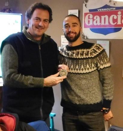 """Luis Bercini: """"Me prepare mucho para este logro"""""""