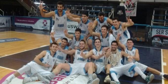 Bahía Blanca campeón Provincial de Mayores en Olavarría