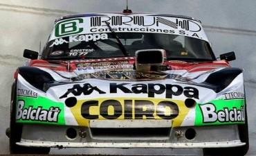 Juan Martín Bruno tuvo la primera clasificación en Posadas
