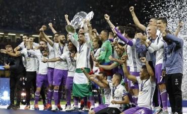 Real Madrid campeón de la Champions League