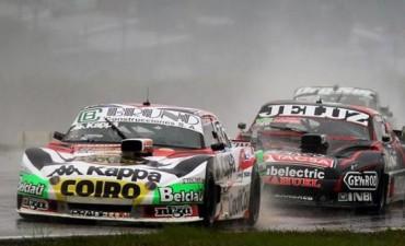 Bruno finalizó 29 en una carrera accidentada y pasada por agua