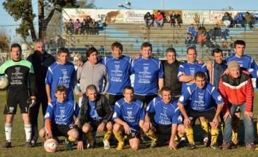 El Maxifútbol juega su fecha este domingo en Toledo