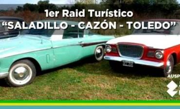 Se realizará un Raid Turístico para Autos y Motos antiguas en Saladillo