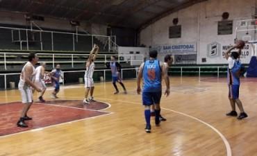 Simios y Nómade jugaran la final del Torneo Apertura de Maxibasquet