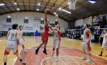 Ciudad de Saladillo se adelantó en la serie de play off ante Estudiantes (LP)