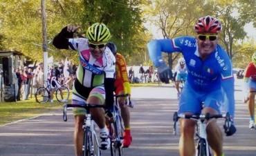 El martes hubo ciclismo en Tapalque con presencia saladillense