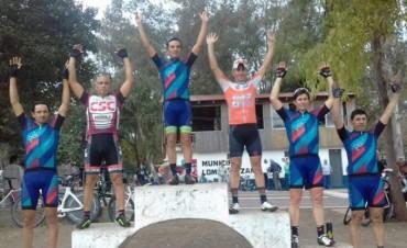 Resumen de la actividad de los ciclistas saladillenses