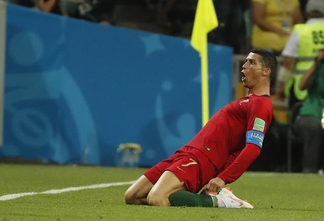 España y Portugal igualaron en un vibrante partido