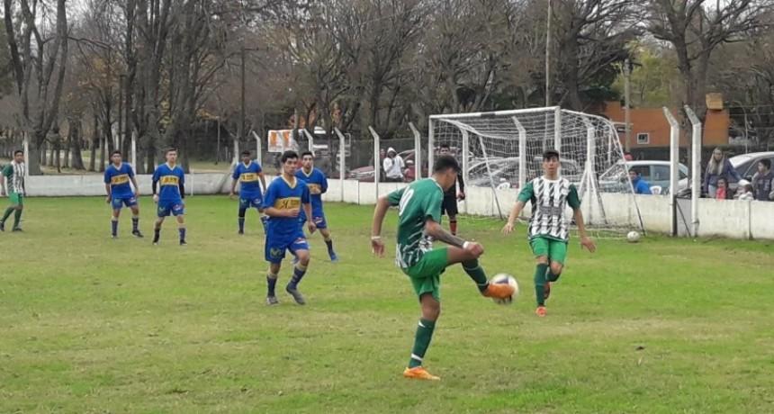 Atucha sigue siendo el líder en primera a pesar de la derrota ante La Lola