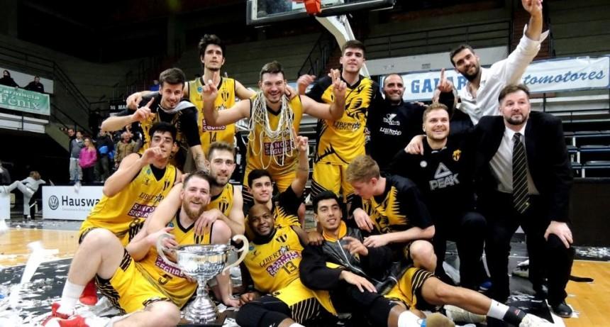 Libertad de Sunchales se consagró campeón de la Liga Argentina (exTNA)