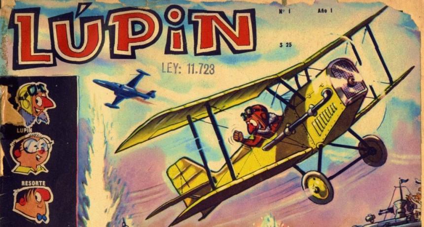 Revista Lupín, icono de los años 70