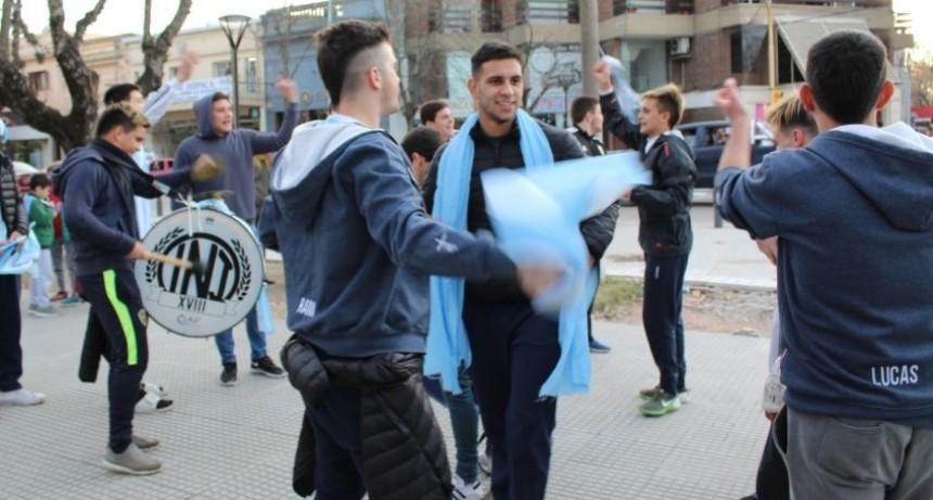 Saladillo salió a las calles luego de la victoria de Argentina