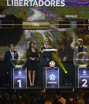 Conocé los cruces para los equipos argentinos en la Copa Libertadores y Sudamericana