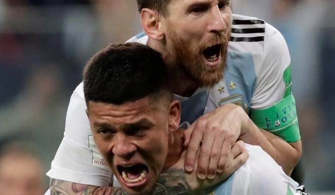 Argentina sigue vive en Rusia 2018