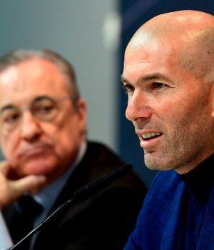 Un argentino, candidato a reemplazar a Zidane en el Real Madrid