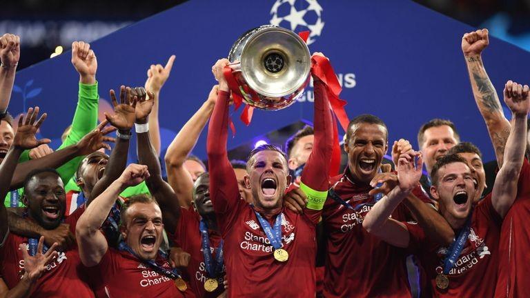 Liverpool se impuso al Tottenham en Madrid y se consagró campeón de la Champions League