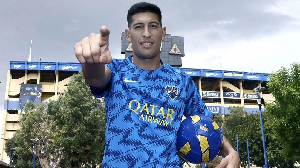 Andrada fue desafectado del seleccionado y no jugará la Copa América