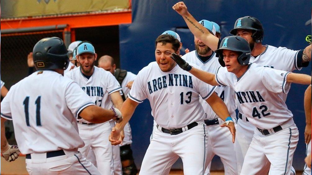 Argentina se consagró campeón del mundo en sóftbol tras derrotar en la final a Japón