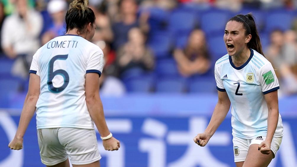 Argentina se instaló en Le Havre para preparar su segundo partido en el Mundial