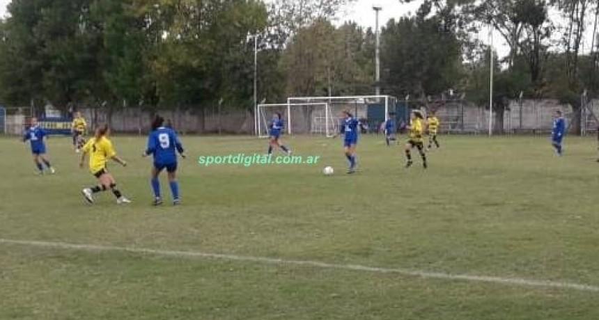 Hubo acción por el Torneo Femenino de Fútbol