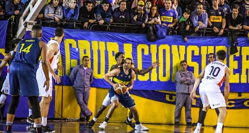 Boca le emparejó la serie de cuartos al tricampeón San Lorenzo en la LNB