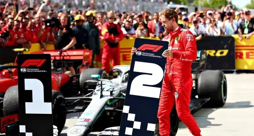 Escándalo en la Fórmula 1: Hamilton ganó el GP de Canadá por una sanción a Vettel y el alemán estalló de furia
