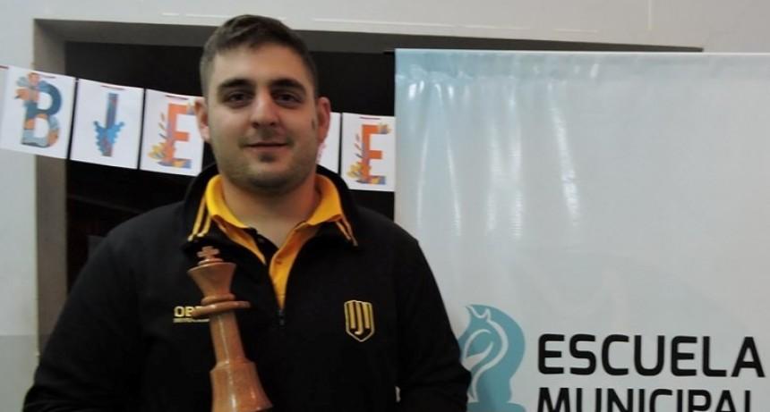 Nelson Lujan se consagró campeón del 1° IRT Ciudad de Bolívar