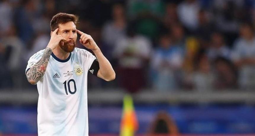 Argentina rescató un empate ante Paraguay y quedó obligada a ganarle a Qatar para avanzar en la Copa América