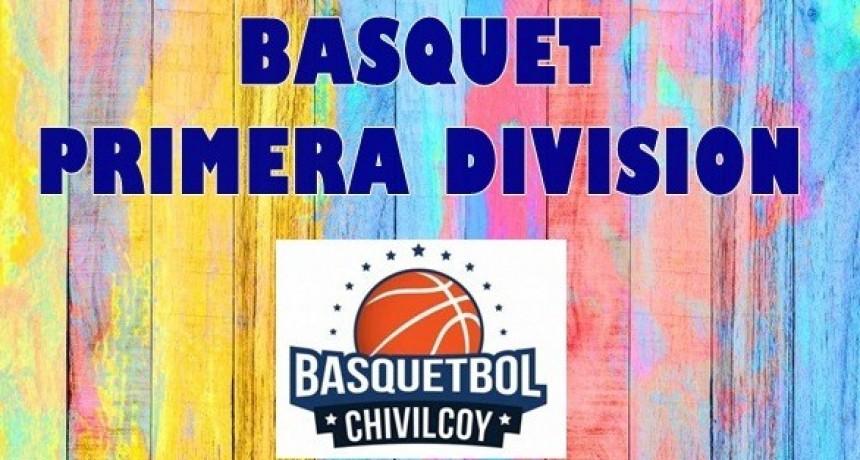 Se vienen los play off del Torneo de Primera División de Básquet