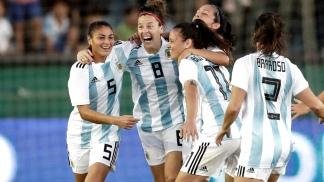El Seleccionado argentino femenino debuta ante Japón en el Mundial de Francia