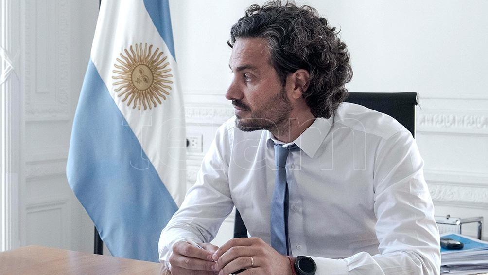 Cafiero analizará la evolución del aislamiento en Casa Rosada con funcionarios del Amba