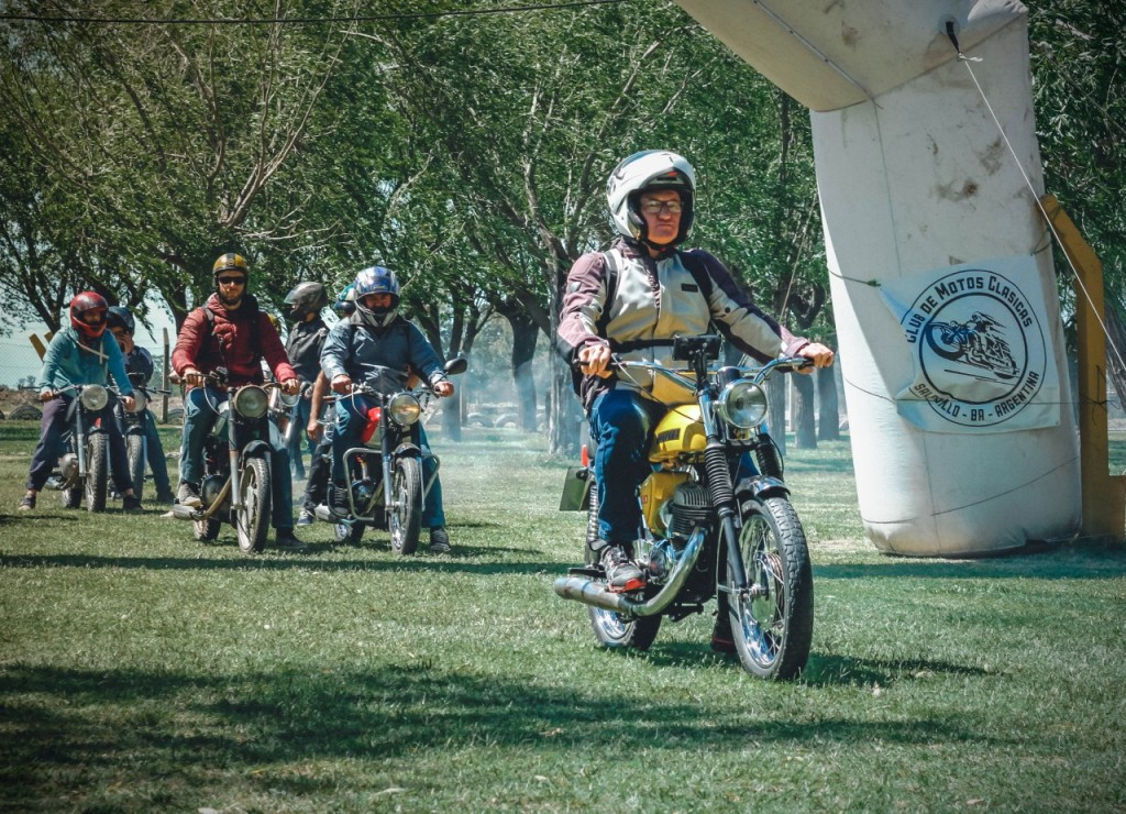 Club de Motos Clásicas de Saladillo organiza muestra virtual