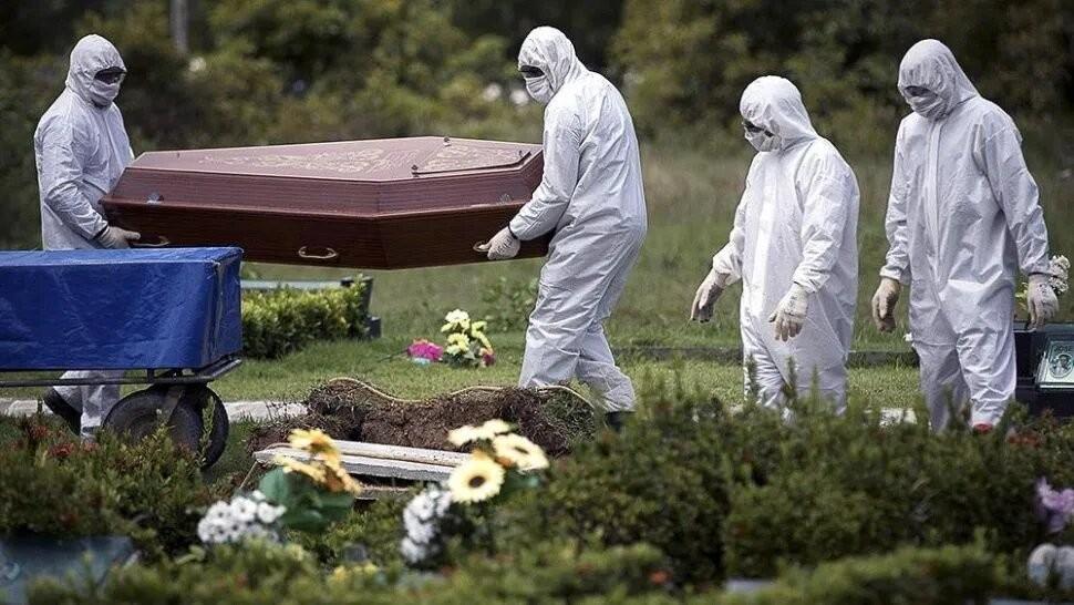 Brasil superó la barrera de 50.000 muertes por coronavirus