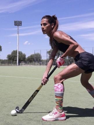 Jessica Millamán, la mujer trans que cambió las leyes en el hockey sobre césped