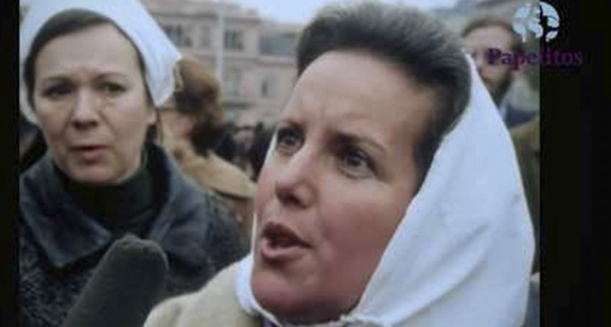 La entrevista con que las Madres de Plaza de Mayo salieron al mundo
