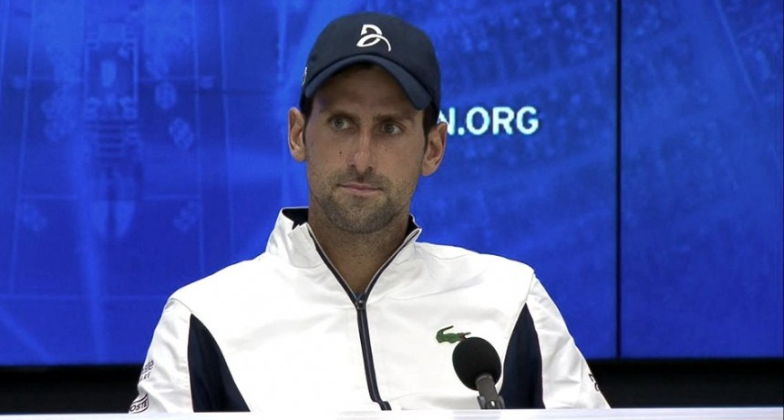 Djokovic aclaró que no desea verse envuelto en polémicas por sus declaraciones