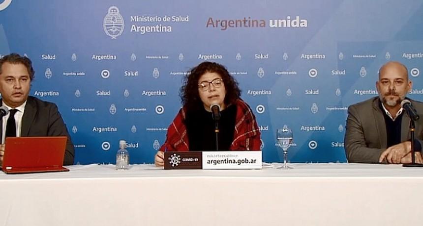 Informan 17 nuevos fallecimientos y suman 802 los muertos por coronavirus en la Argentina
