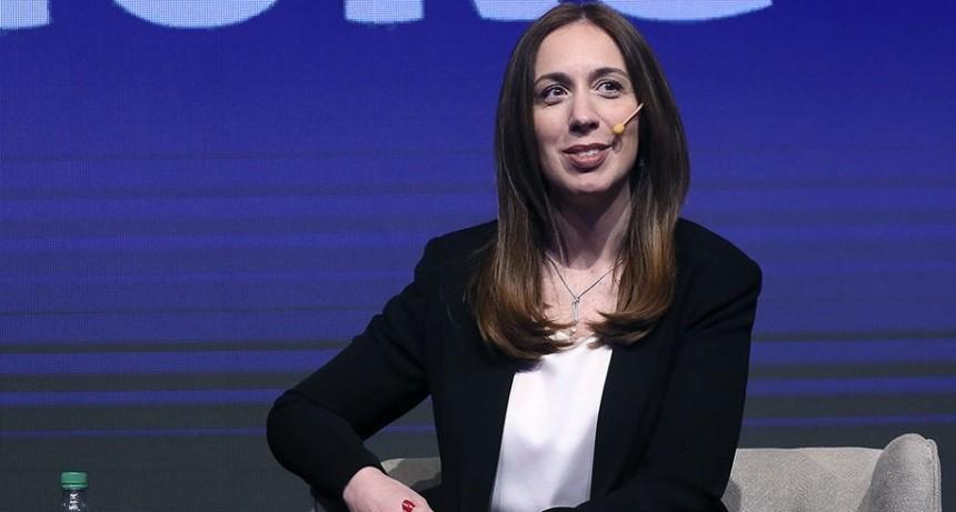 María Eugenia Vidal y Quique Sacco dieron positivo de coronavirus