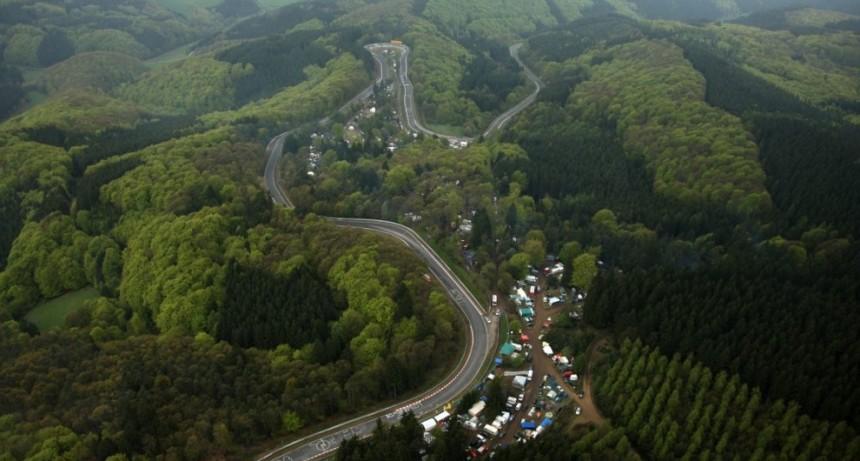 Hace 93 años se inauguraba el mítico Nürburgring