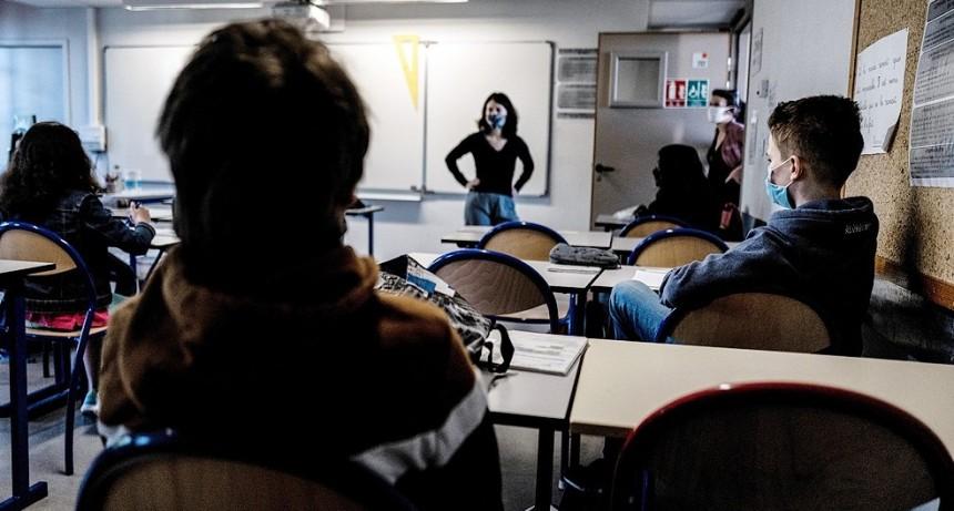 Volvieron las clases tras la cuarentena en Francia