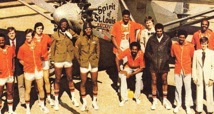 Spirits de Saint Louis, el equipo que se burló de la NBA y se hicieron millonarios