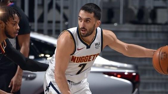 Se terminó la primera temporada de Campazzo en la NBA
