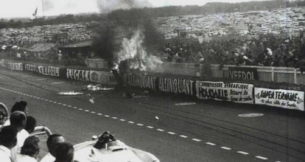 Le Mans 1955: a 60 años del peor accidente en la historia del automovilismo