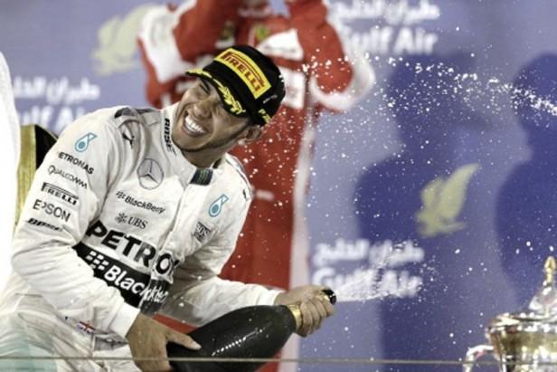 Hamilton se impuso en el GP Británico