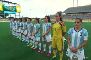 Fútbol Femenino: El equipo del Vasco tropezó ante México