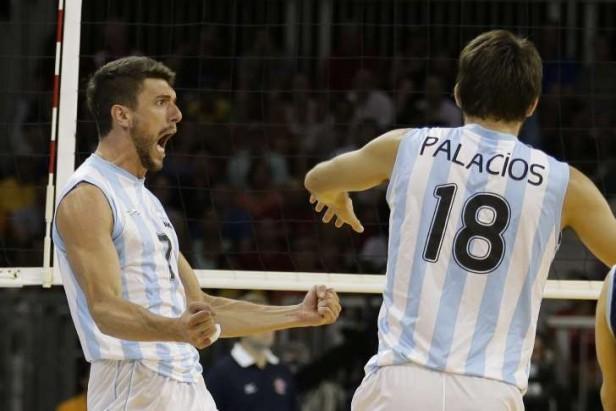 Selección Argentina se impuso a Brasil y se quedó con el oro en Voley