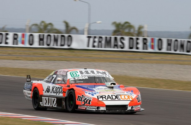 Juan Martín Bruno vigésimo primero en el inicio de las pruebas en Paraná