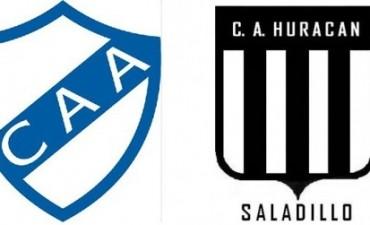 Se viene el primer juego entre Argentino y Huracan